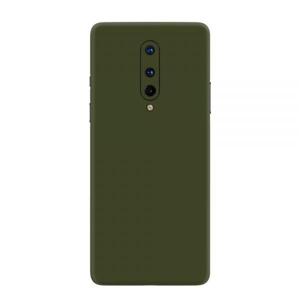 Skin Nato Green Mat OnePlus 8