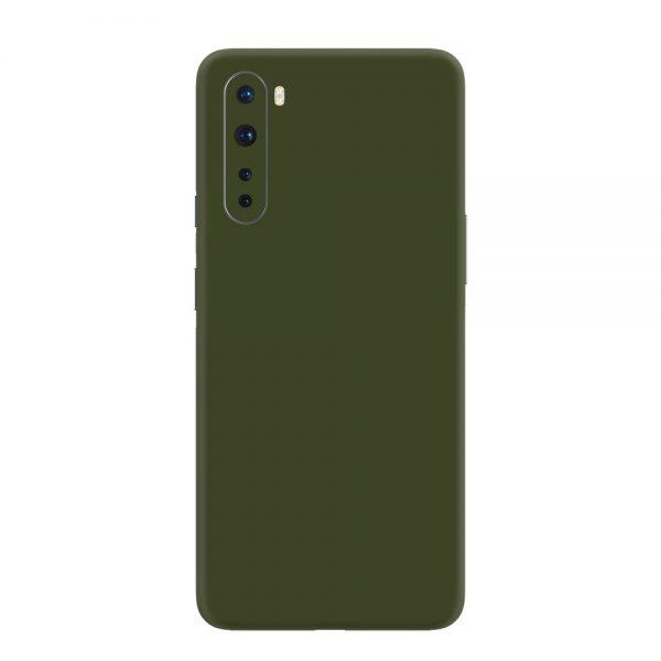 Skin Nato Green Mat OnePlus Nord