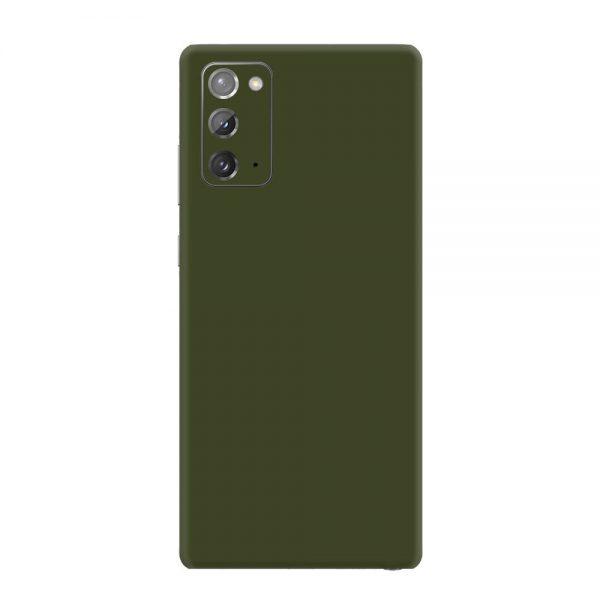 Skin Nato Green Mat Samsung Galaxy Note 20