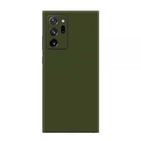 Skin Nato Green Mat Samsung Galaxy Note 20 Ultra