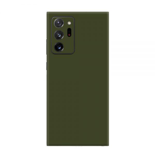Skin Nato Green Mat Samsung Galaxy Note 20 Ultra