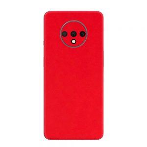 Skin Roșu Mat OnePlus 7T