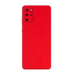 Skin Roșu Mat Samsung Galaxy S20 Plus