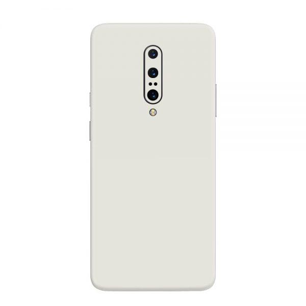 Skin Alb Mat OnePlus 7 Pro