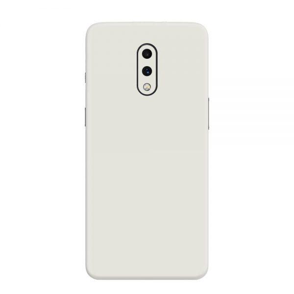 Skin Alb Mat OnePlus 7