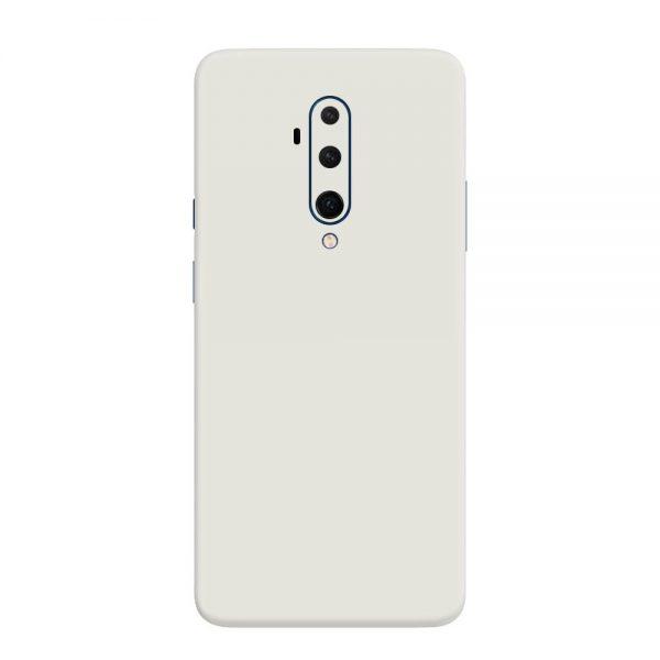 Skin Alb Mat OnePlus 7T Pro