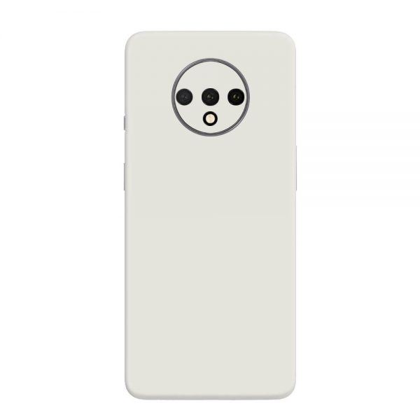 Skin Alb Mat OnePlus 7T