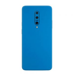 Skin Albastru Mat OnePlus 7 Pro