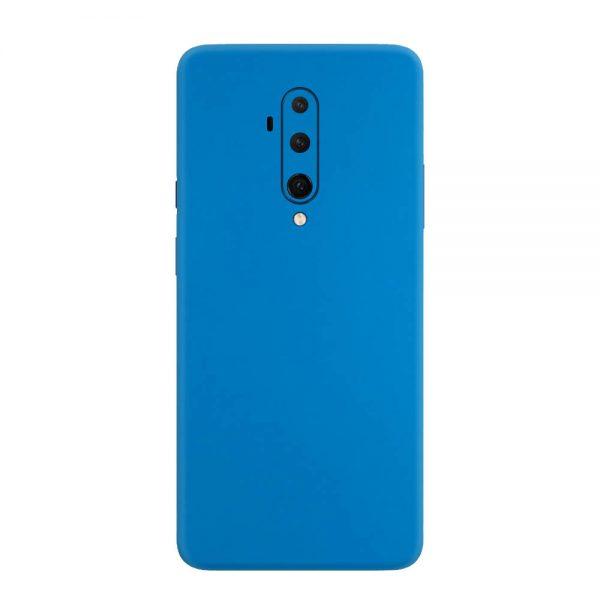 Skin Albastru Mat OnePlus 7T Pro