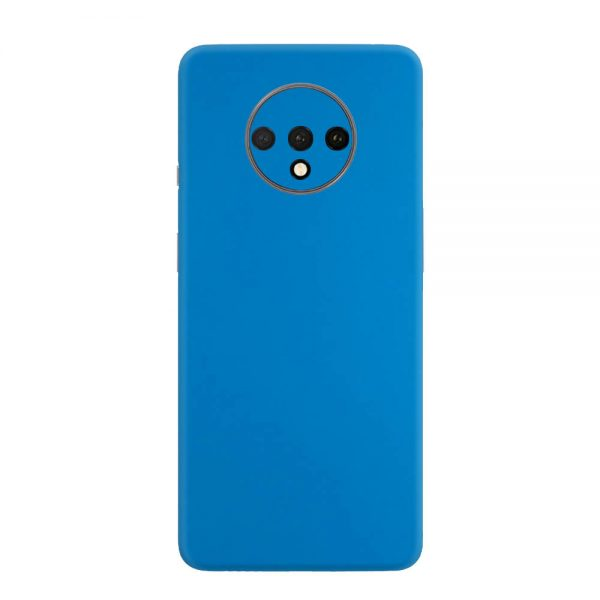 Skin Albastru Mat OnePlus 7T