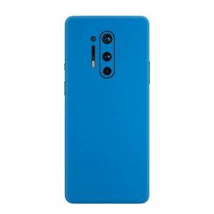 Skin Albastru Mat OnePlus 8 Pro