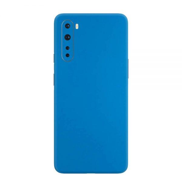 Skin Albastru Mat OnePlus Nord