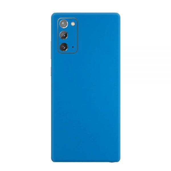 Skin Albastru Mat Samsung Galaxy Note 20