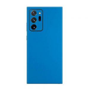 Skin Albastru Mat Samsung Galaxy Note 20 Ultra