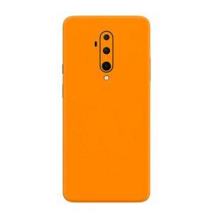 Skin Portocaliu Mat OnePlus 7T Pro