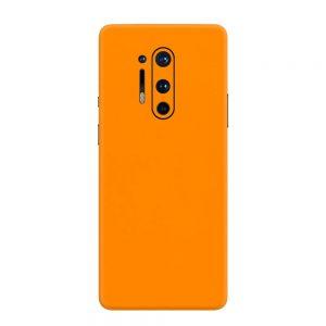 Skin Portocaliu Mat OnePlus 8 Pro