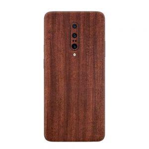 Skin Lemn de Mahon OnePlus 7 Pro