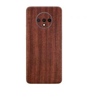Skin Lemn de Mahon OnePlus 7T