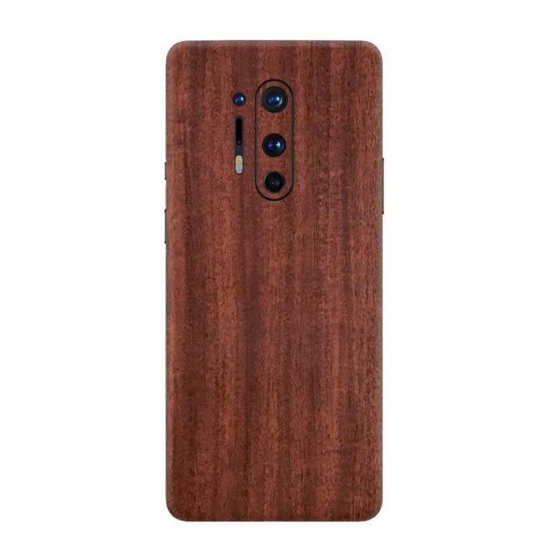 Skin Lemn de Mahon OnePlus 8 Pro