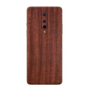 Skin Lemn de Mahon OnePlus 8