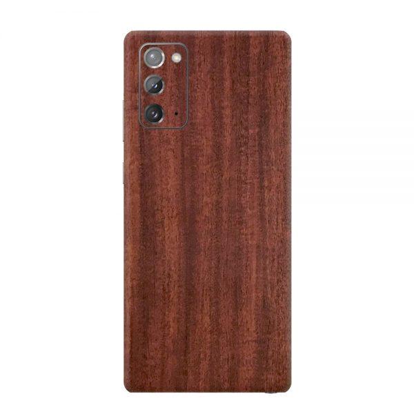 Skin Lemn de Mahon Samsung Galaxy Note 20