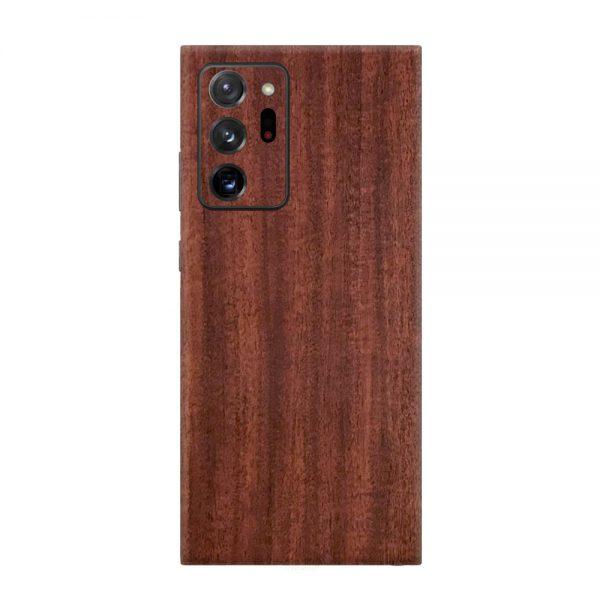 Skin Lemn de Mahon Samsung Galaxy Note 20 Ultra