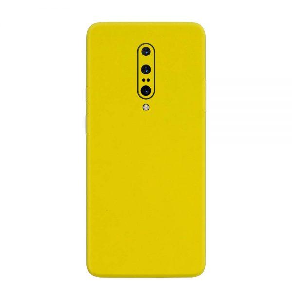 Skin Galben Lucios OnePlus 7 Pro