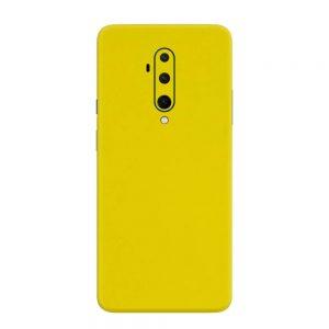 Skin Galben Lucios OnePlus 7T Pro
