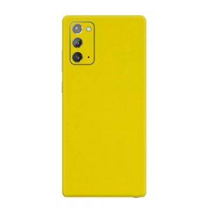 Skin Galben Lucios Samsung Galaxy Note 20