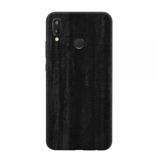 Skin Black Dragonhide Huawei P20 Lite