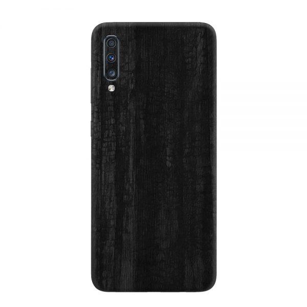 Skin Black Dragonhide Samsung Galaxy A70