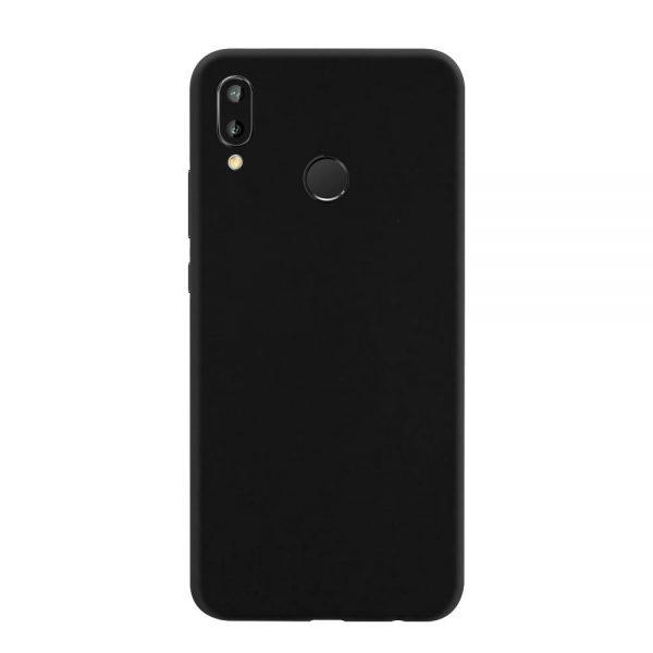 Skin Negru Mat Huawei P20 Lite