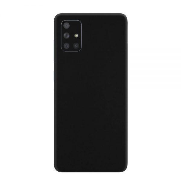 Skin Negru Mat Samsung Galaxy A71