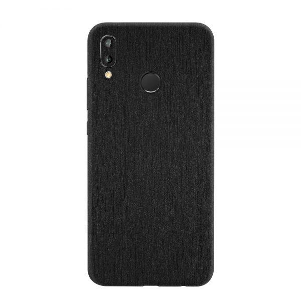 Skin Black Titanium Huawei P20 Lite