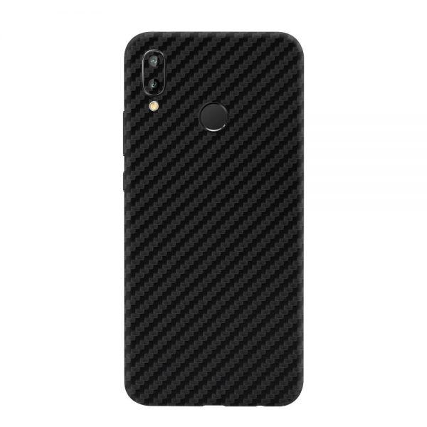 Skin Fibră de Carbon Huawei P20 Lite