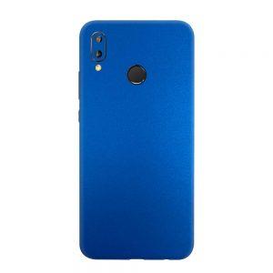 Skin Metal Albastru Mat Huawei P20 Lite