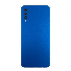 Skin Metal Albastru Mat Samsung Galaxy A50