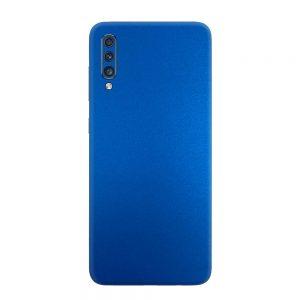 Skin Metal Albastru Mat Samsung Galaxy A70