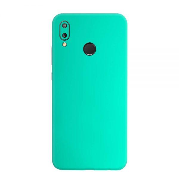 Skin Crom Verde Smarald Mat Huawei P20 Lite