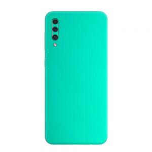 Skin Crom Verde Smarald Mat Samsung Galaxy A50
