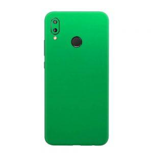 Skin Crom Verde Mat Huawei P20 Lite