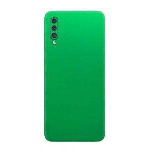 Skin Crom Verde Mat Samsung Galaxy A70