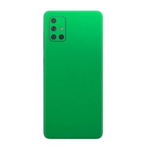 Skin Crom Verde Mat Samsung Galaxy A71