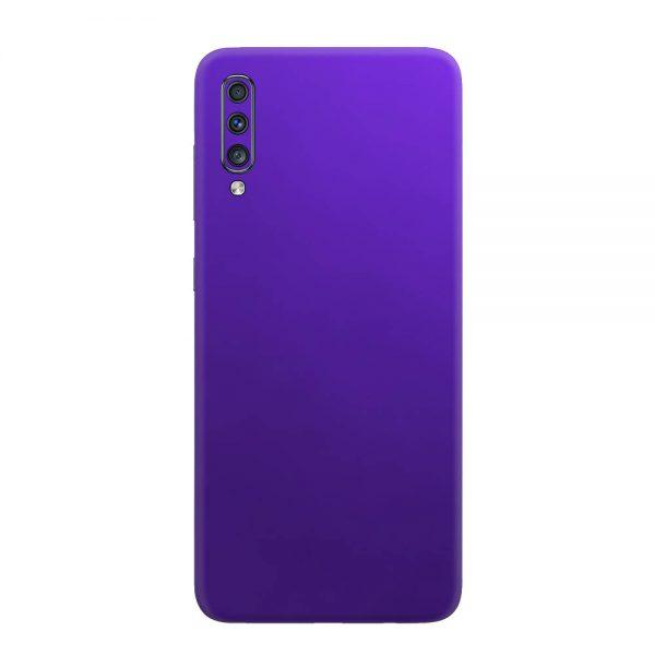 Skin Crom Violet Mat Samsung Galaxy A70