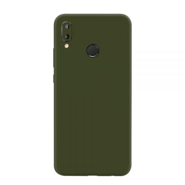 Skin Nato Green Mat Huawei P20 Lite