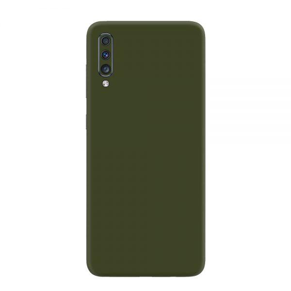 Skin Nato Green Mat Samsung Galaxy A70