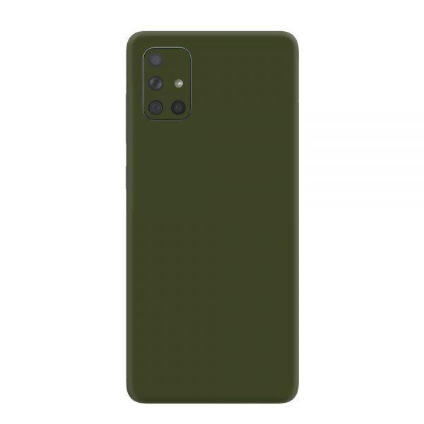 Skin Nato Green Mat Samsung Galaxy A71