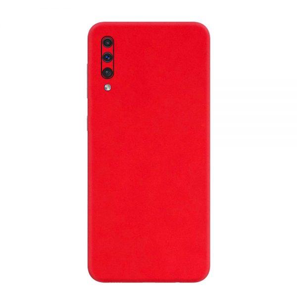 Skin Roșu Mat Samsung Galaxy A50