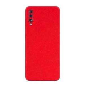 Skin Roșu Mat Samsung Galaxy A70