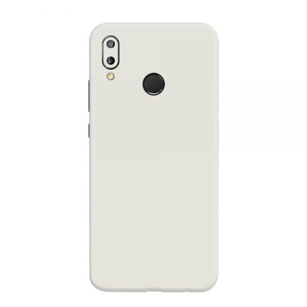 Skin Alb Mat Huawei P20 Lite